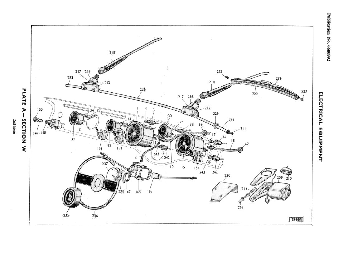 sunbeam tiger dash wiring diagram